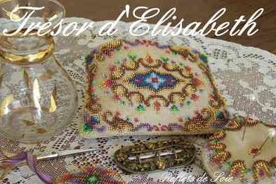 Reflets de Soie Tresor de Elisabeth