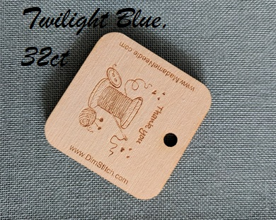 6518 Twilight blue