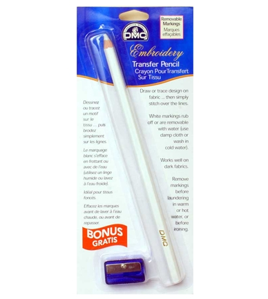 Bohin Water-Erasable Marking Pen White