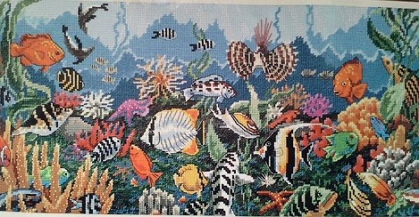 Dimensions 3792 Underwater paradise