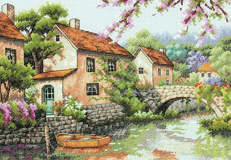 Dimensions 35330 Village Canal
