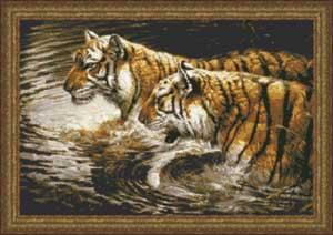 Kustom Krafts 9863 Wading tigers