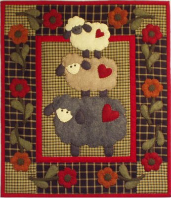 Rachel's of Greenfield Wooly Sheep